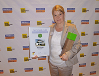 Baufritz erhält Ökologie-Auszeichnung Golden Cube