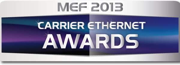 MEF gibt Finalisten der Carrier Ethernet Awards 2013 bekannt