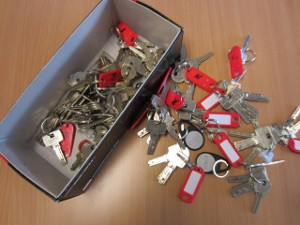Schlüsselinventur und Schlüsselverwaltung durch INNOVenture