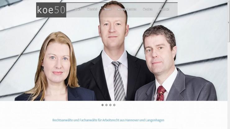 Seit 10 Jahren Rechtsanwalt für Arbeitsrecht in Hannover
