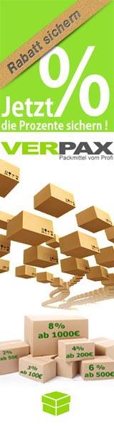Maxibrief Kartons, die optimale Versandverpackung