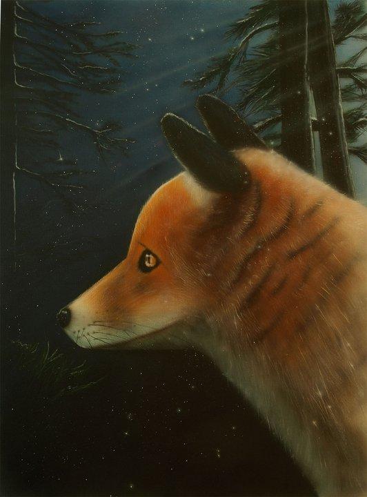 Weihnachtsauktion - Wir versteigern einen Fuchs