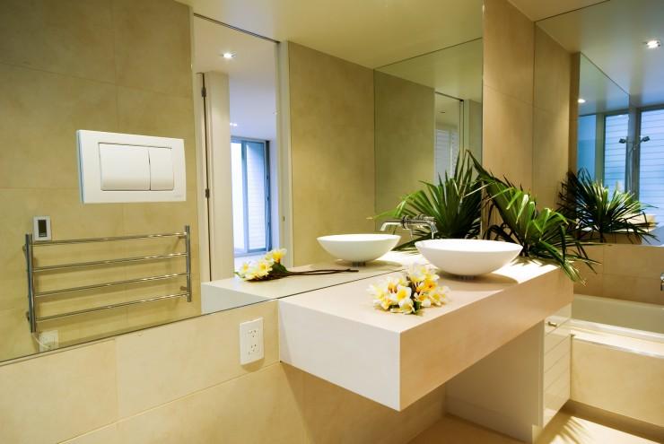 Vom einfachen Bad zur Wohlfühloase