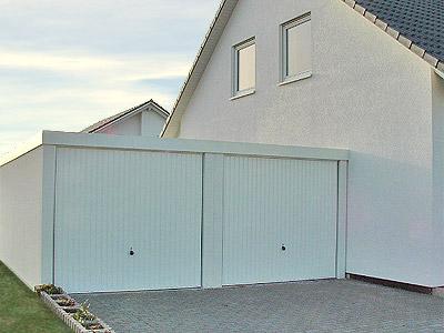Exklusiv-Garagen erspart Garagenbesitzern helle Aufregung