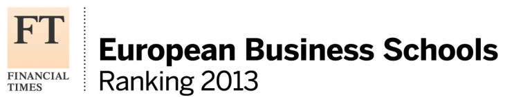 Financial Times: HHL Once Again Achiever of the Year in the 2013 European Business School Ranking