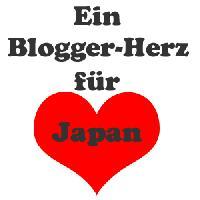 Aufruf zur Spende für Japan