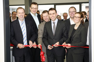 Baden-Württembergs Finanz- und Wirtschaftsminister Schmid zu Gast bei FutureE