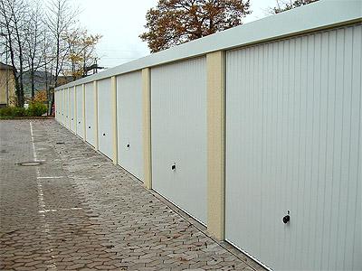 Garagen für Dienstfahrzeuge von Exklusiv-Garagen