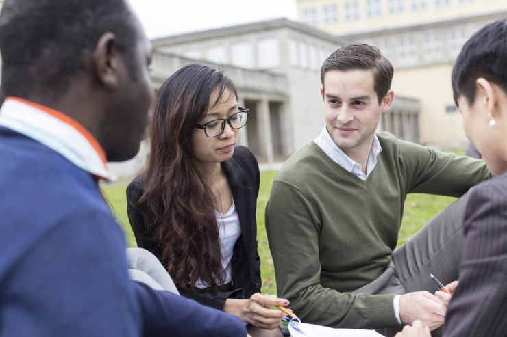 Zwei Wege zum MBA-Abschluss: neue flexible Struktur an der HHL
