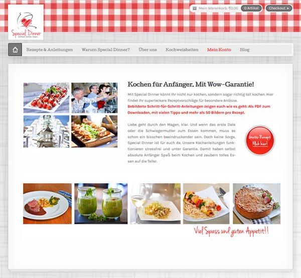Special Dinner rockt: Rezepte mit Wow-Garantie
