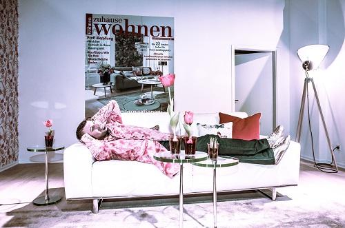 imm Cologne 2014: Designer Torsten Müller benennt Trends im Einklang mit der Natur auf dem Sonder-Event LivingInteriors