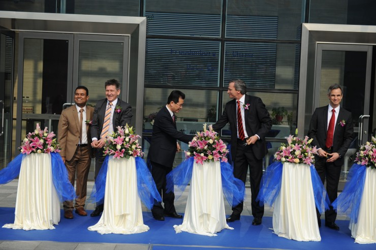 Freudenberg IT optimiert Computing-Services in China