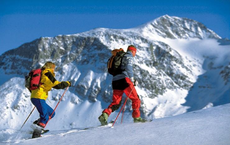 Winterurlaub in den Wanderhotels Tirol - Neue Seiten der Tiroler Bergwelt entdecken