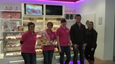 Ein Jahr Happy Donazz & Co in Neunkirchen