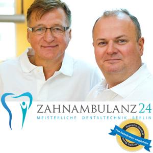 Zahnambulanz24 - Ihr Dentallabor in Berlin für hochwertigen und innovativen metallfreien Zahnersatz.