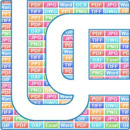 Konvertieren Sie Dokumente in JPEG oder TIFF Formate mit dem Universal Document Converter 6.3