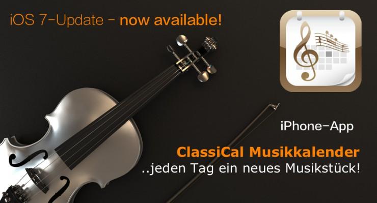 andante media veröffentlicht iOS 7-Update für Musik-App