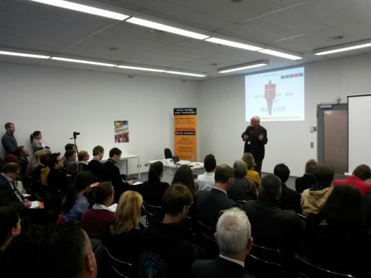 Sales Marketing Messe und Texterclub: ein voller Erfolg für die Nr. 1 in Sachen Texterwissen