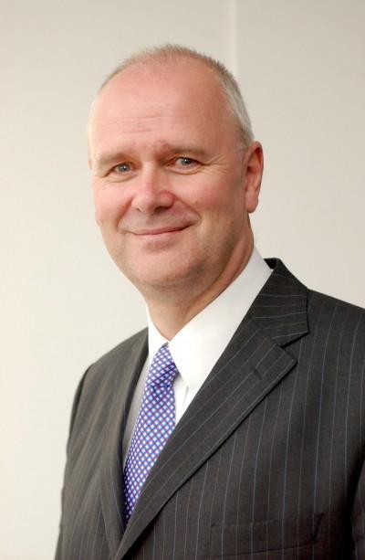 MEF ernennten neuen Vorsitzenden - Andrew McFadzen von Orange