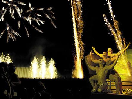 Nicht nur für Pyromanen - ein interessanter Einblick in die faszinierende Welt der Pyrotechnik