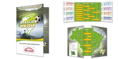 Primus-Print.de präsentiert Drucksachen zur WM 2014 in Brasilien