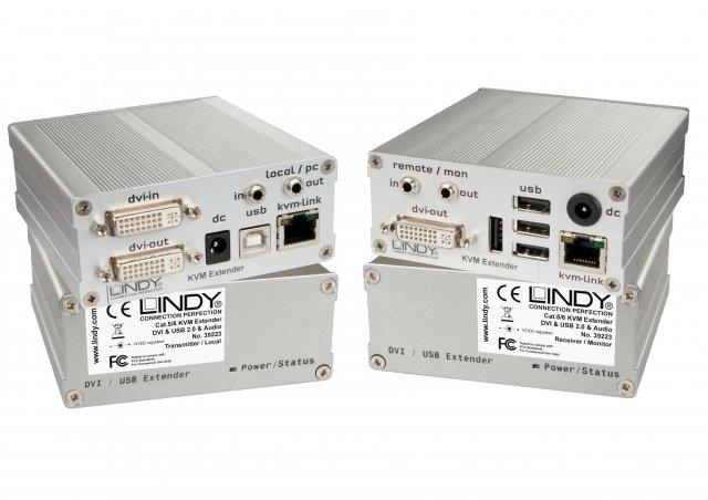 Lange Leitung für Video und USB 2.0