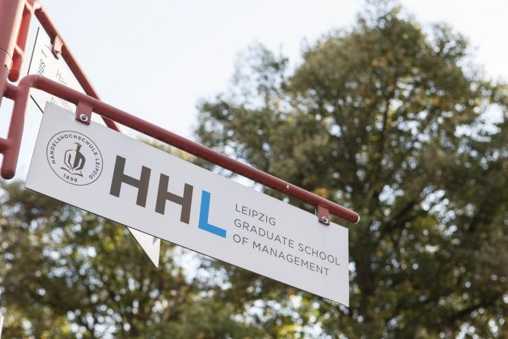 Die HHL Leipzig Graduate School of Management präsentiert sich im Rhein-Main-Ruhr-Gebiet