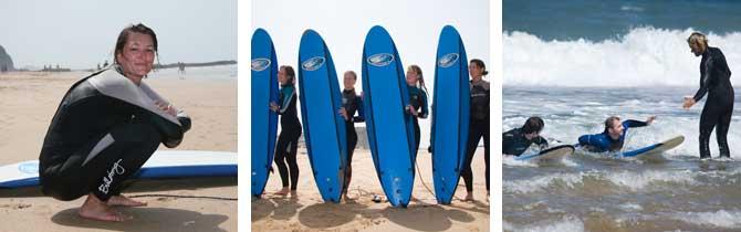 Nach dem Surf ist vor dem Surf