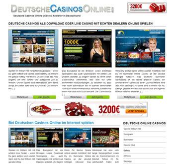 Gute deutsche Casinos im Internet finden